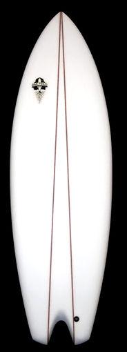 Jet Fish Twin Keel