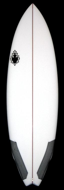 Stubby Winged Skate