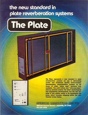 Lawson Plate Reverb