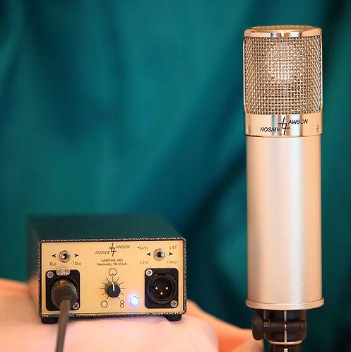 L251 Vacuum Tube Microphone
