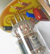 Lawson Vacuum Tube Socket