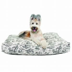 Harry Barker Toile Dog Bed