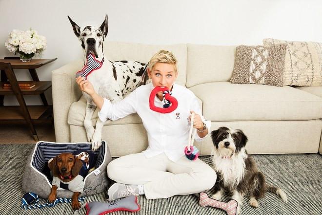 Ellen DeGeneres ED Pet Line
