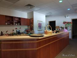 2nd Reception Area