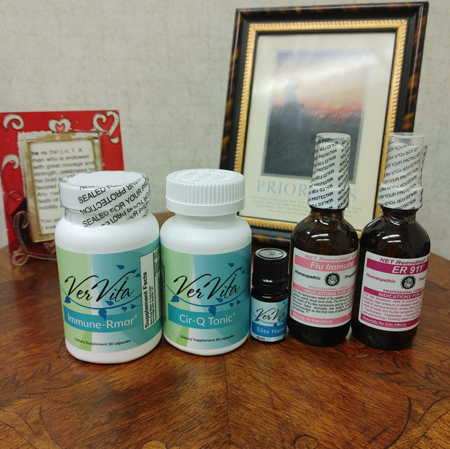 Favorite home care immune system products to have in the natural medicine cabinet.