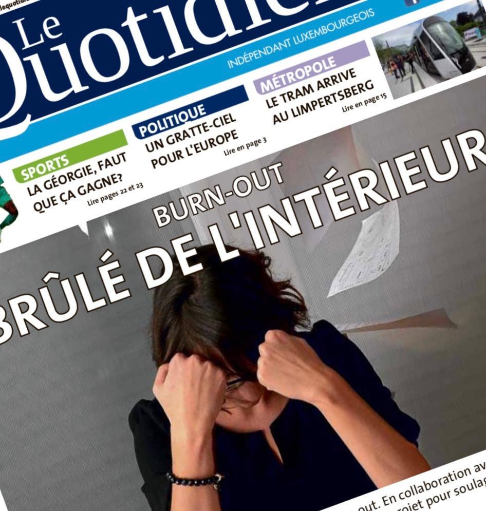 Le Quotidien Burn-out