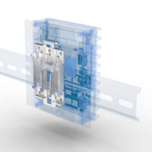 Fitlet2 DIN-rail bracket for bottom mounting