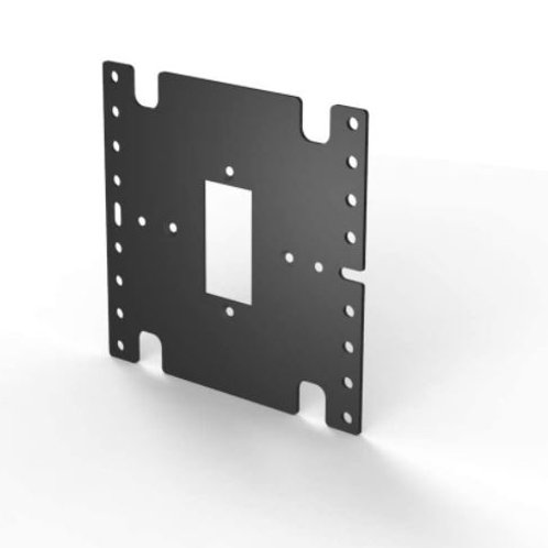 Fitlet2 mounting brackets