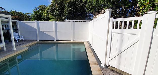 PVC Pool Fencing SEQ Gold Coast