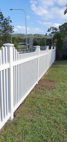 PVC Fencing SEQ Gold Coast