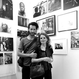 Bas Losekoot met Sarah Mei Herman