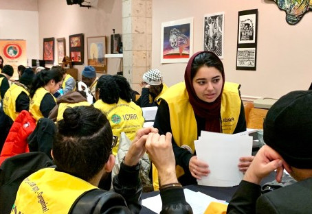 WBEZ: Chicago-Area Groups Begin Census Outreach To Immigrants