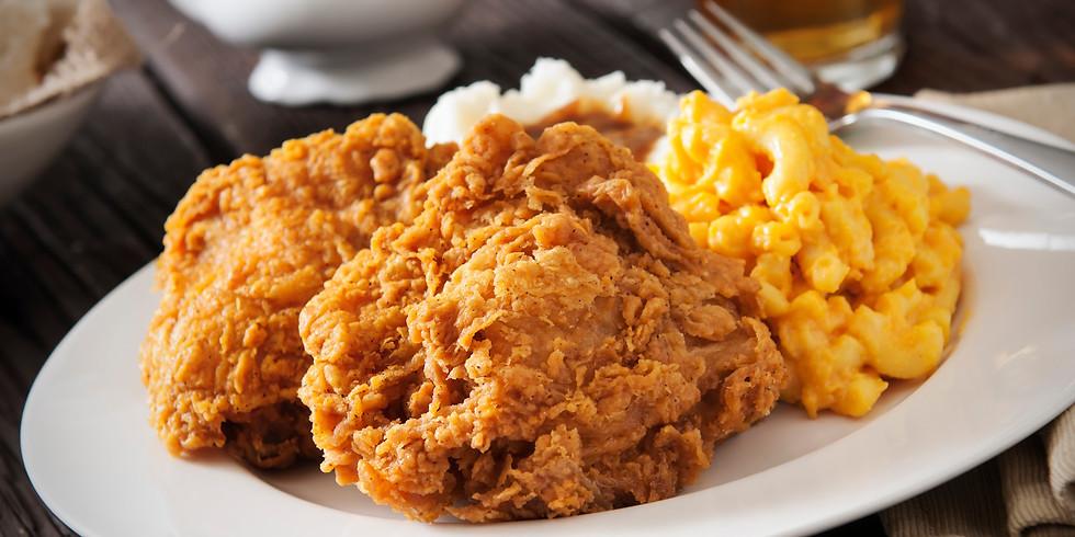 Fried Chicken Drive Thru