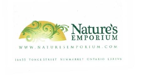 Natures Emporium SPONSOR