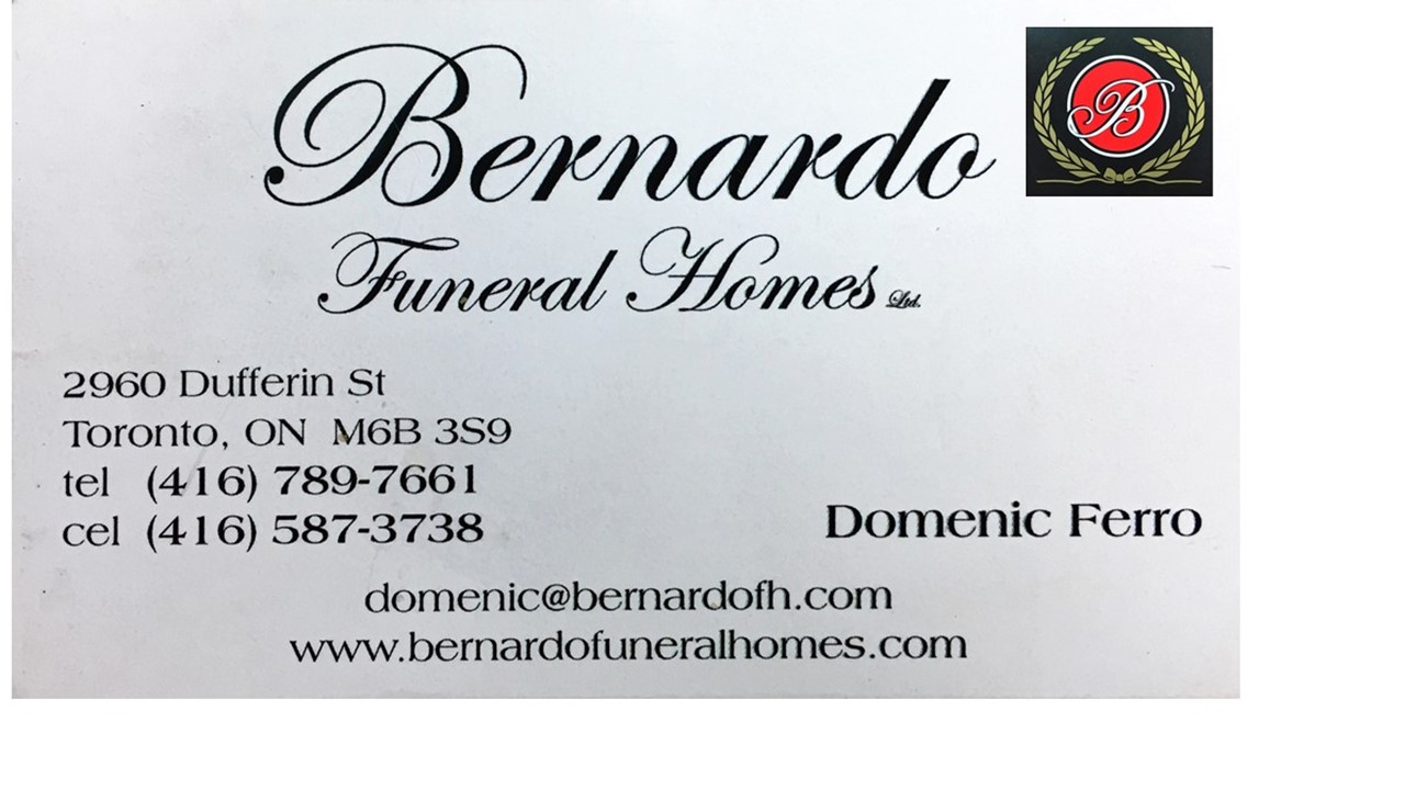 Bernardo Final Business Card