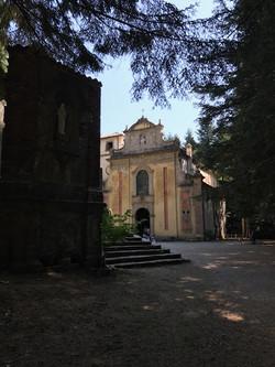 Chiesa Santa Maria del Bosco