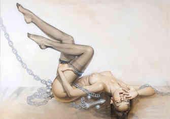 Hajime Sorayama - Untitled 2002. 112