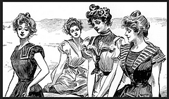 Gibson Girls by Charles Dana Gibson