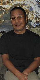 Hajime Sorayama a Japanese illustrator and creator of Sey Robot