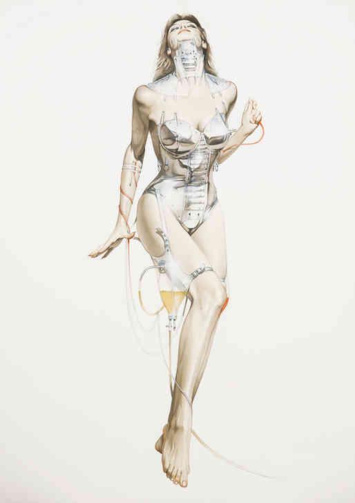 Hajime Sorayama - S23 (Catheter)