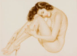 Albeto Vargas Legacy Nude