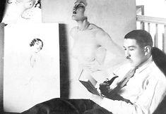 Alberto Vargas Ziegfeld Follies artist 1920s