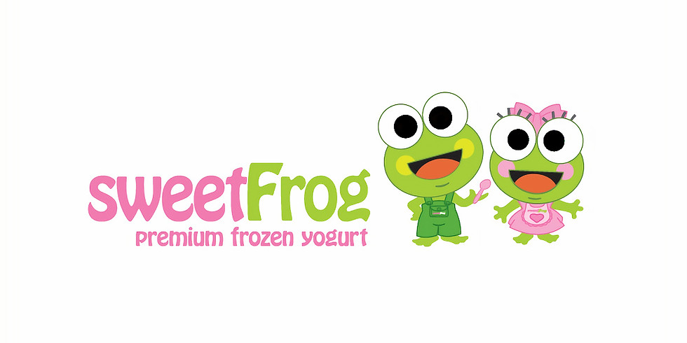 Eats Out at Sweet Frog White Oak