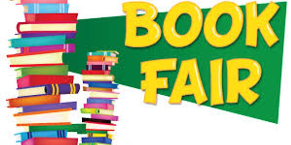Book Fair Dec 2 - 6