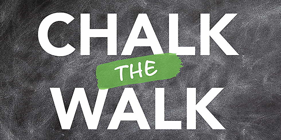 """Community """"Chalk the Walk"""" to welcome returning students"""