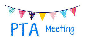 PTA Meeting Wednesday, Feb 24 @ 7:00 PM - Online