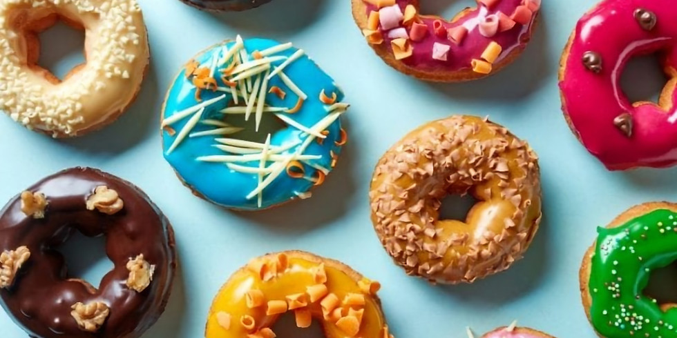 Doughnuts With Grown-Ups