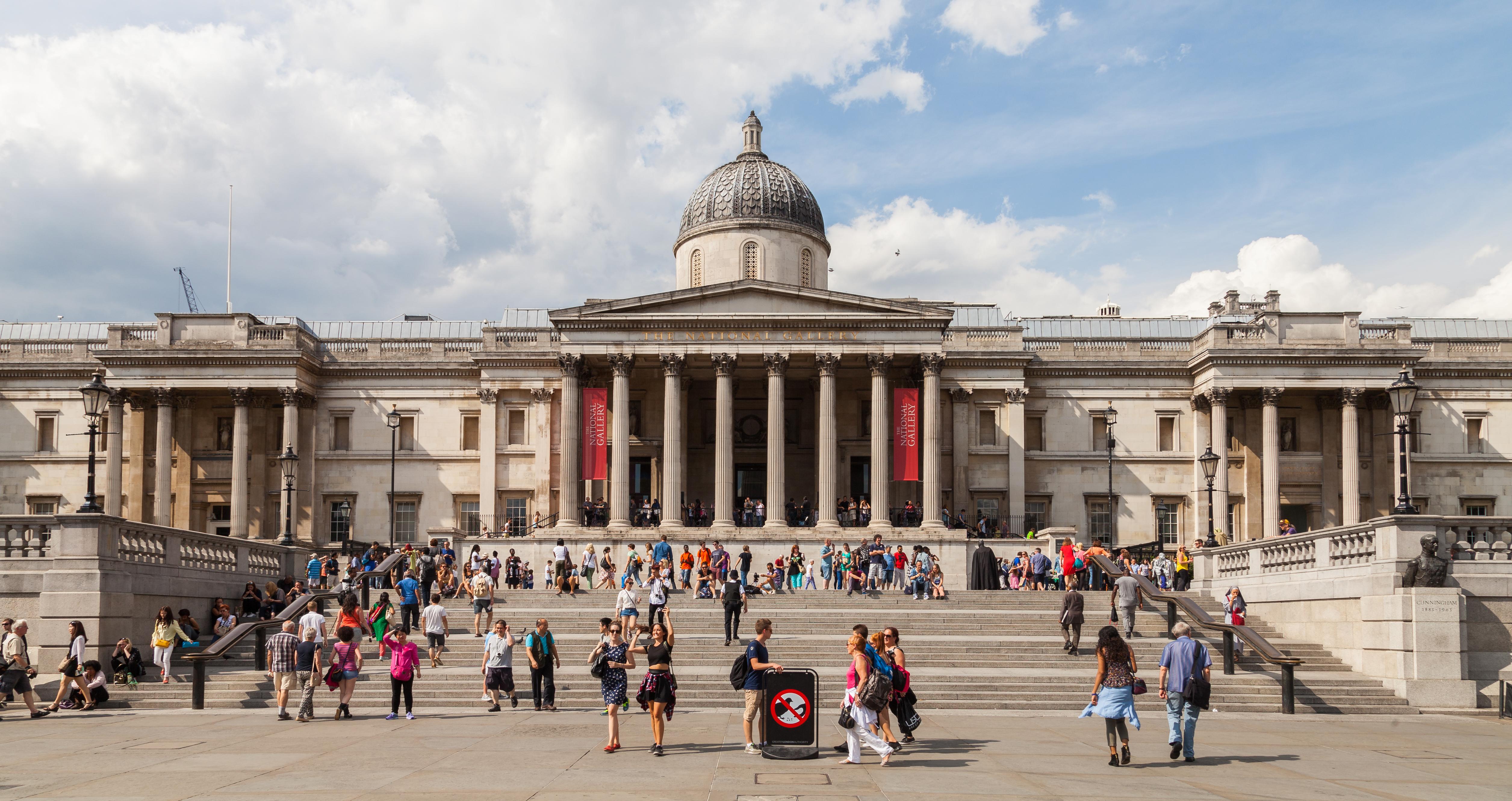 Visite virtuelle gratuite National Gallery Londres