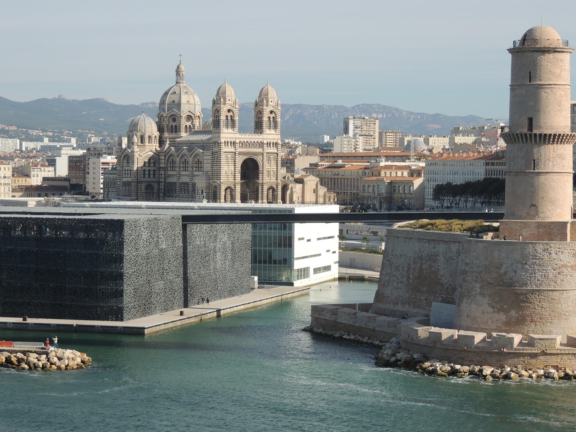 Visite virtuelle gratuite du Musée des civilisations de l'Europe et de la Méditerranée de MARSEILLE