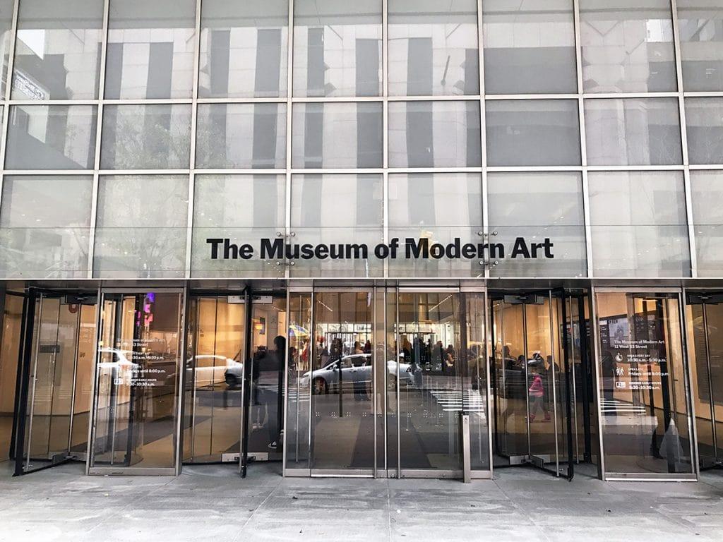 Visite virtuelle gratuite du Musée d'Arts Modernes de New York