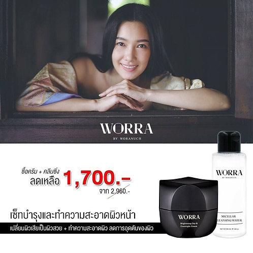WORRA set MW