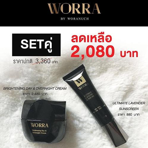 WORRA set ss