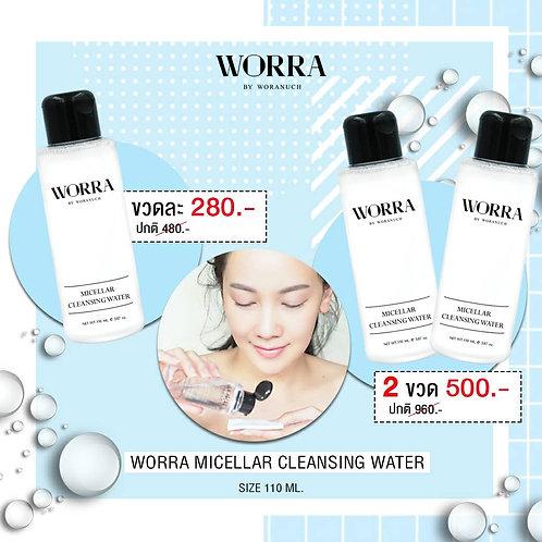 WORRA Micellar Cleansing water