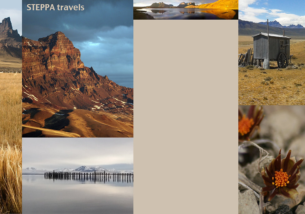 Private tours in Sierra Baguals & Torres del Paine