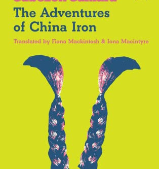 THE ADVENTURES OF CHINA IRON.