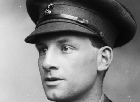 SIEGFRIED SASSOON.