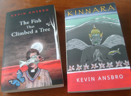 THE FISH THAT CLIMBED A TREE, KINNARA - COLLECTION.