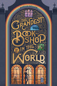 THE GRANDEST BOOKSHOP IN THE WORLD.