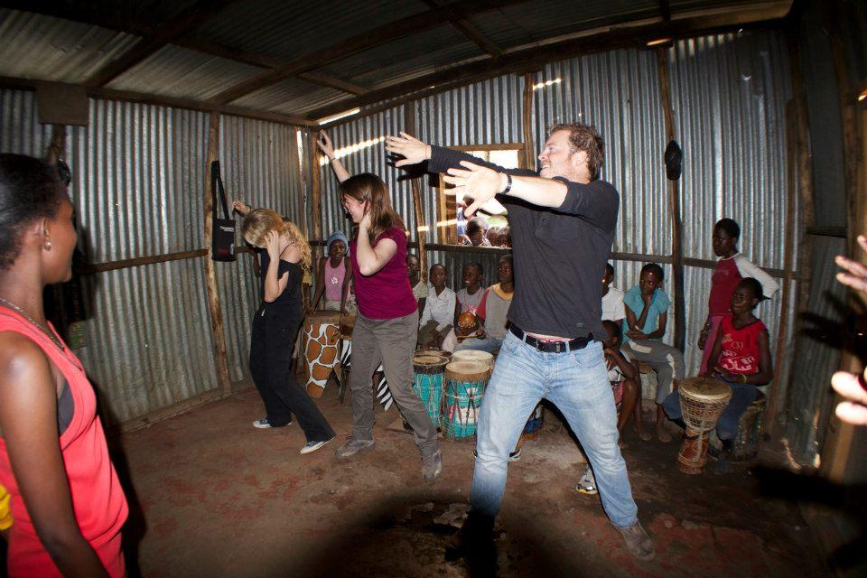 Tarompeta dance class
