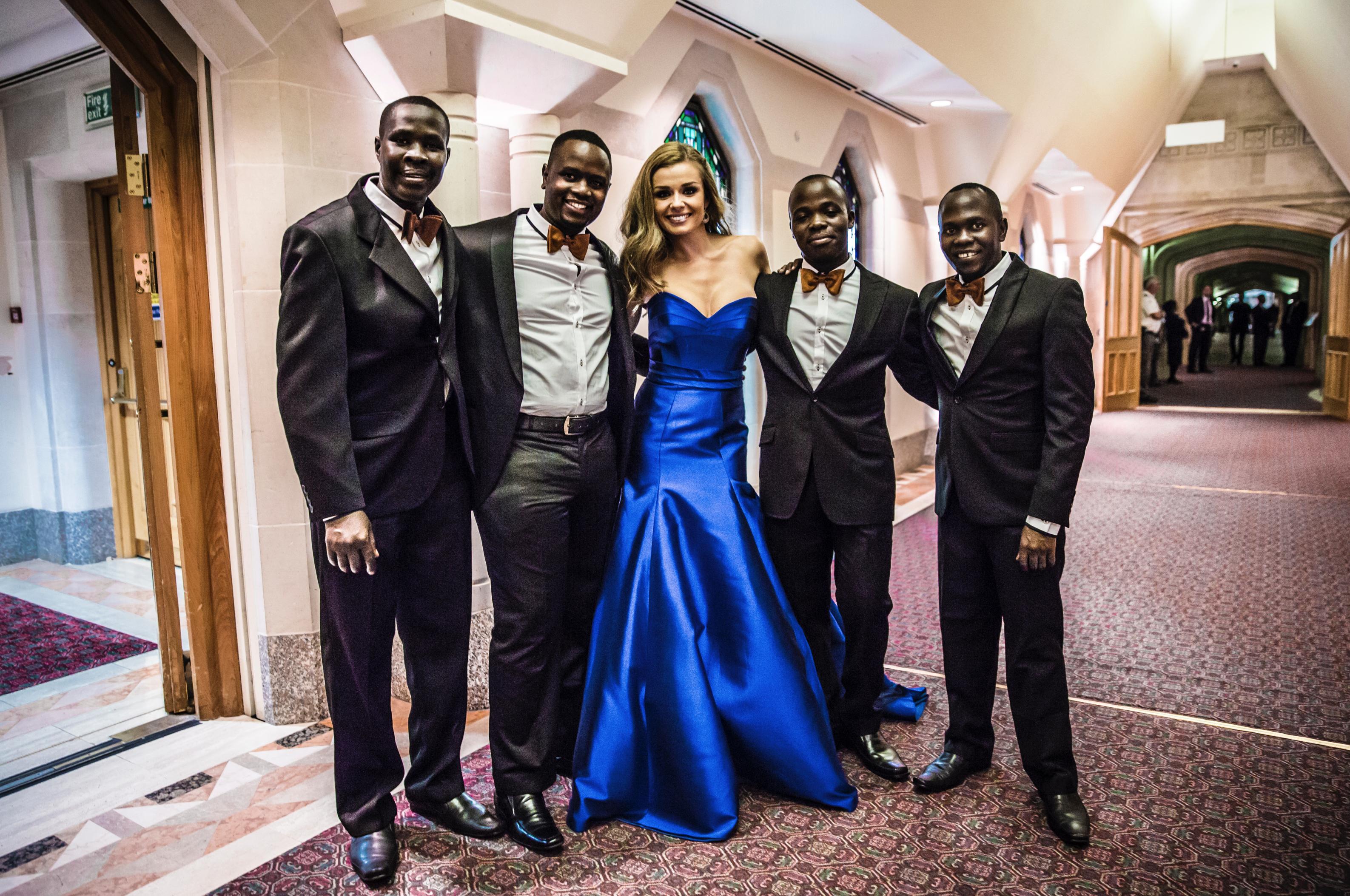 Sauti ya Africa & Katherine Jenkins