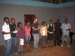 Andy Staples & Sedibeng Choir