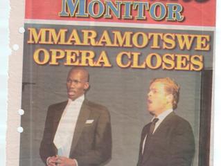 Concert at No.1 Ladies' Opera House, Botswana