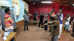 Strings at Ghetto Classics