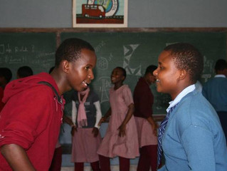 Opera at the School of St Jude, Arusha