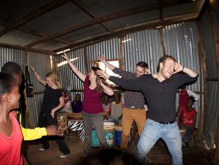 Tarompeta Dance Shack