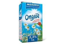 молоко стерилизованное 2,5_1000
